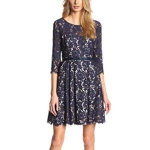 Eliza J Women's Lace A-Line Dress Size 16
